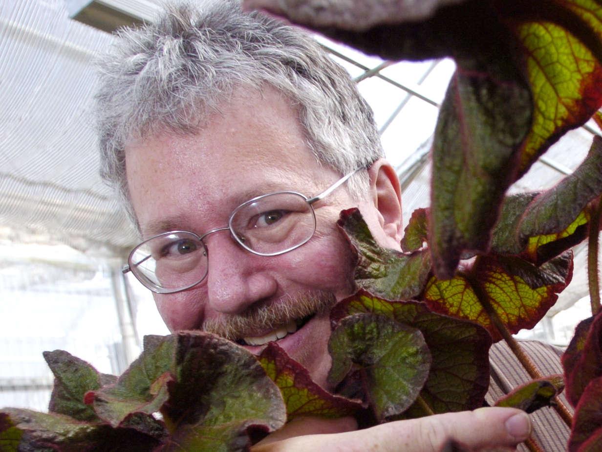 Dan Heims of Terra Nova Nurseries