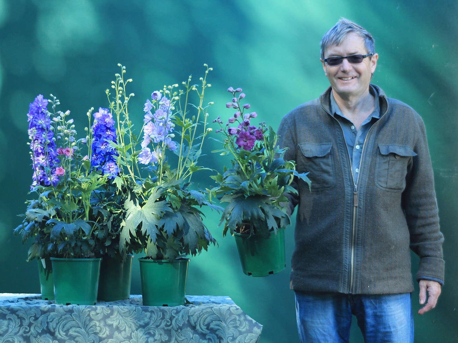 Breeder Profile: Terry Dowdeswell