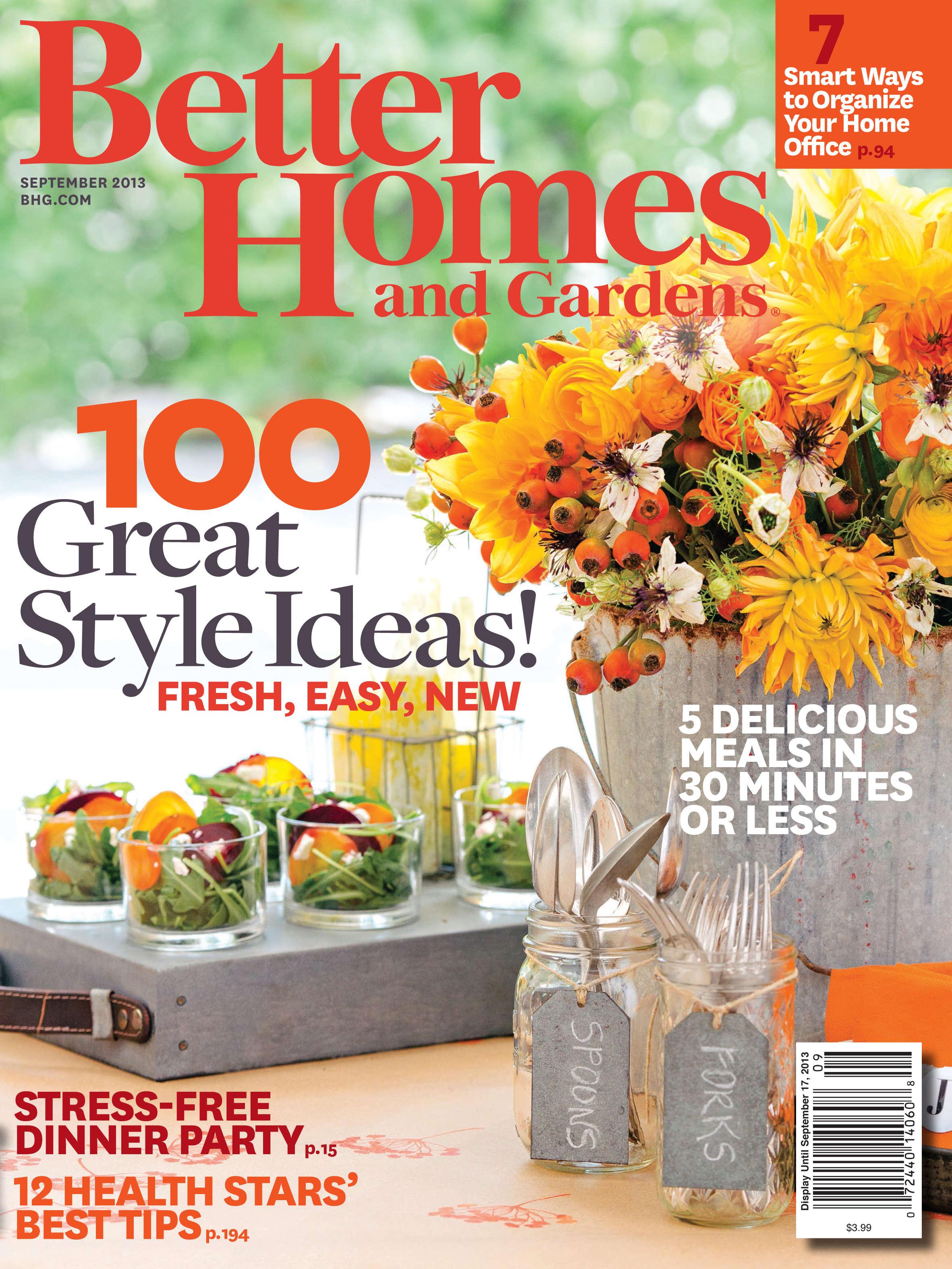 Consumer Magazines Walters Gardens Inc